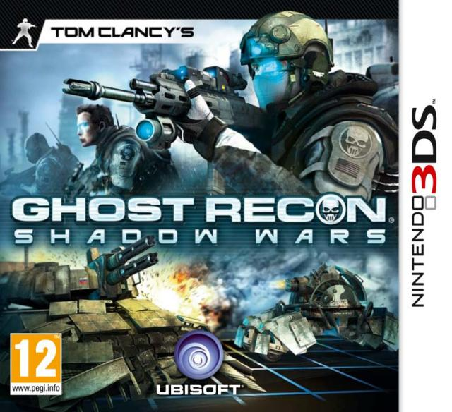 Tom Clancy´s Ghost Recon Shadow Wars