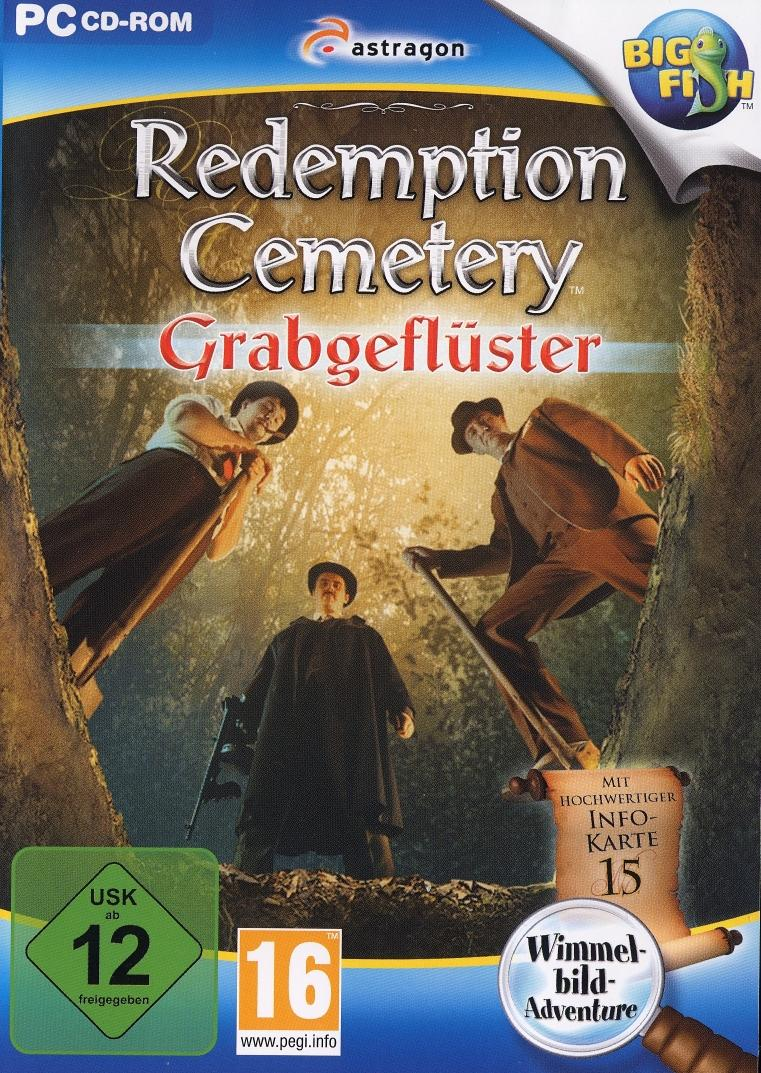 Redemption Cemetry - Grabgeflüster