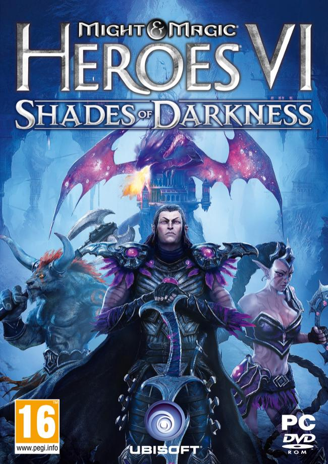 Might and Magic Heroes VI - Shades of Darkness
