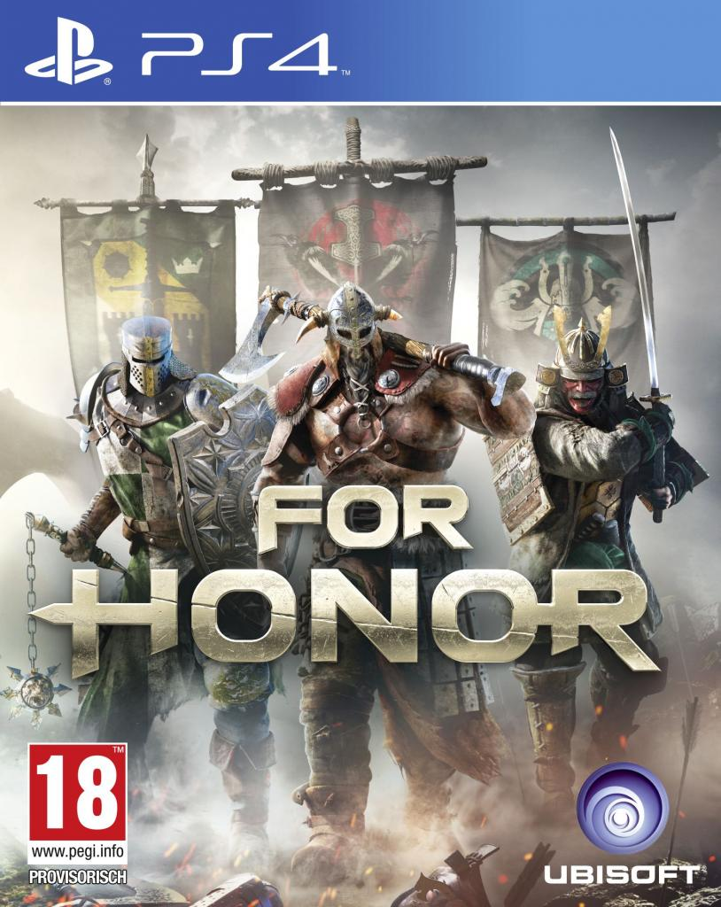 For Honor (1)