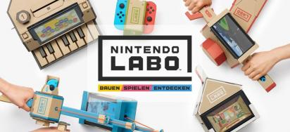 Nintendo Labo: Multi Set