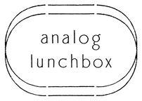 analog lunchbox