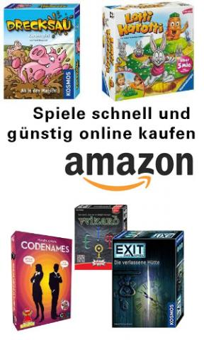 Amazon BS Menü
